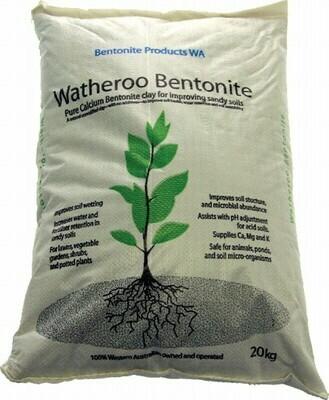 Bentonite Clay 20kg