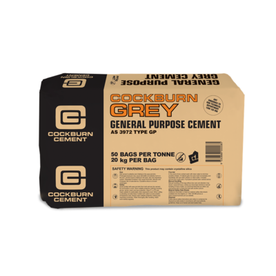 Cockburn Gp Grey Cement 20kg