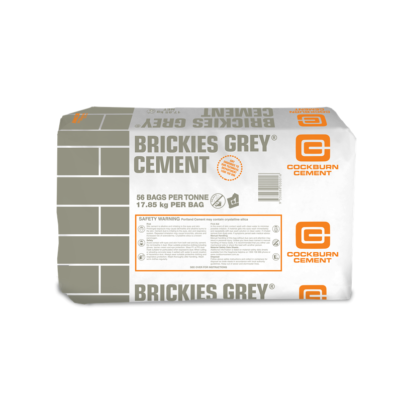 Cockburn Brickies Grey 20kg