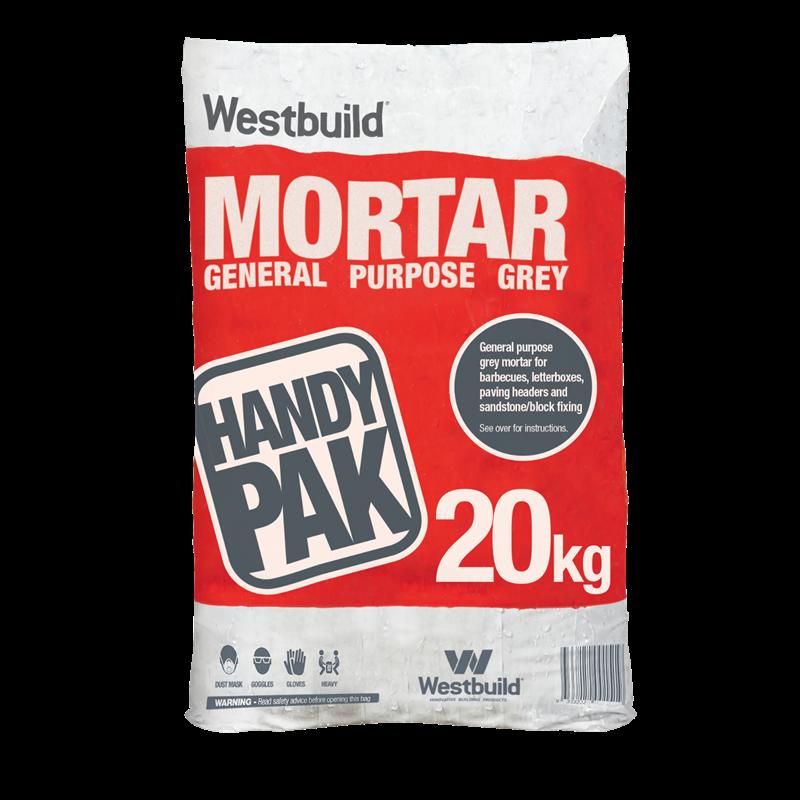 Grey Mortar 20kg