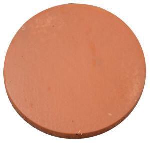 370mm Round Slab Terracotta