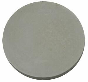 300mm Round Slab Grey