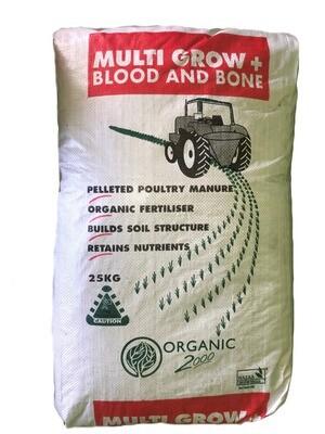 Organic 2000 Blood & Bone