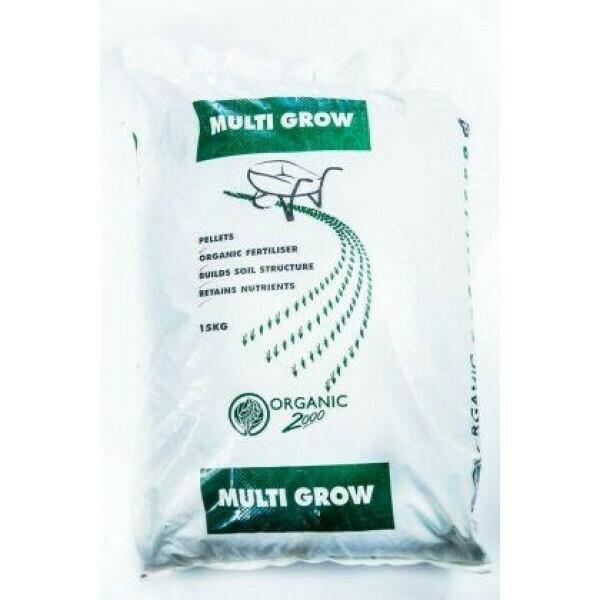 Organic 2000 Multi Grow (Dynamic Lifter)