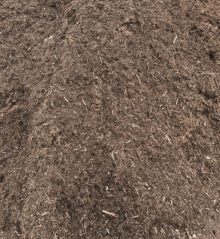 Loggers organic mulch (Enviro mulch) bulk load