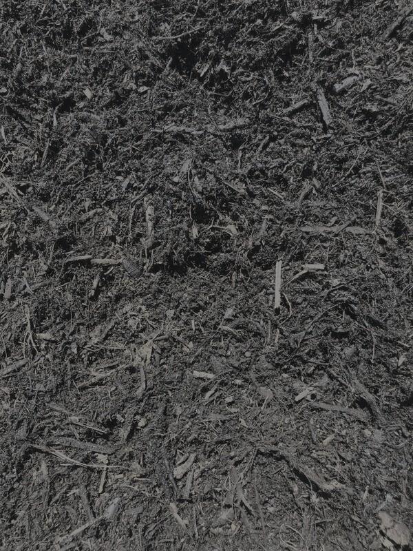 Budget Black Mulch (Coarse)