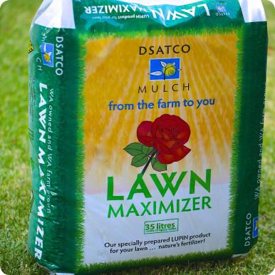 Dsatco Lawn Maximizer 35L