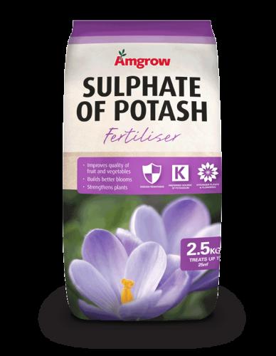 Sulphate of Potash 2.5KG
