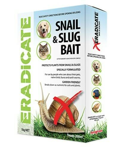 Eradicate Snail & Slug Bait