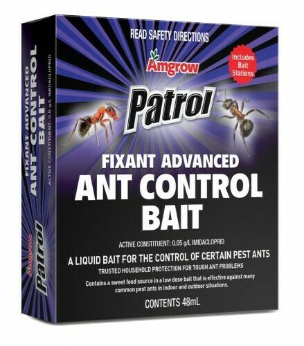 Patrol Fixant Advanced Ant Control Bait 48ML