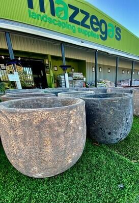 Tereno Egg cup pot 300h x 340w