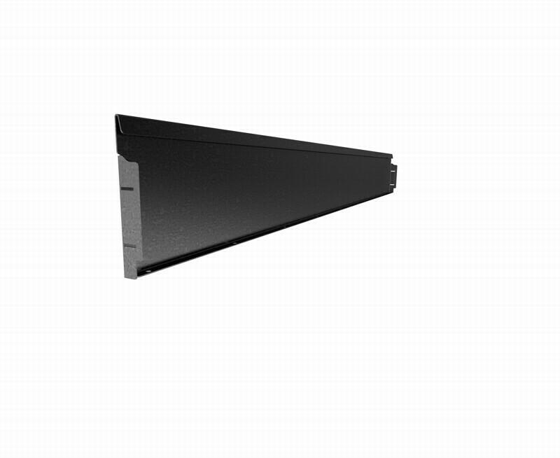 Straightcurve 240mm x 2.16m Galvanised - Rigidline