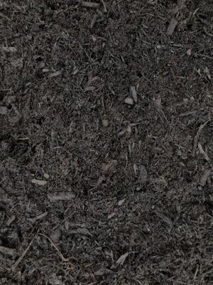Landscapers Black Mulch Supplied & Installed