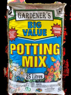 Good Earth Big Value Potting Mix 25L
