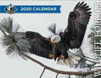 2020 Wildlife Forever Calendar