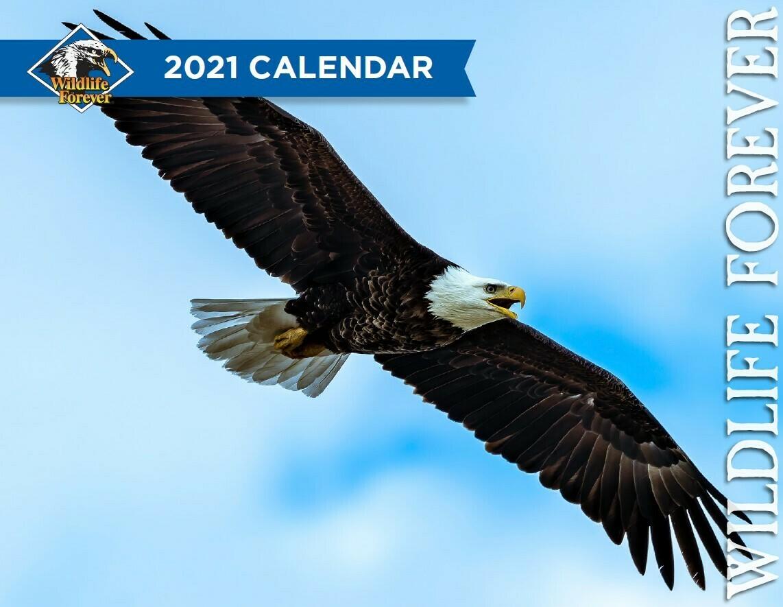 2021 Wildlife Forever Calendar