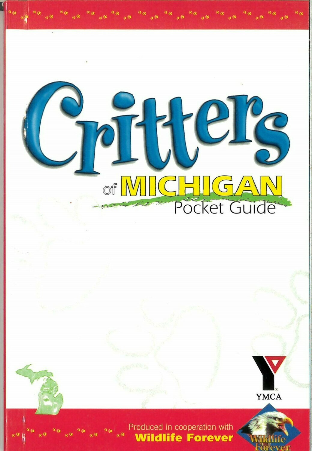 Critters of Michigan Pocket Guide