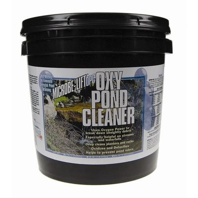 Microbe Lift Oxy Pond Cleaner - 45 lbs