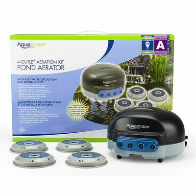 Aquascape 4 Outlet Pond Aerator