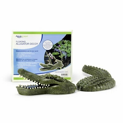 Floating Alligator Decoy by Aquascape