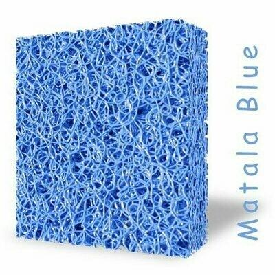 Blue Matala Filter Media - 1/2 Sheet