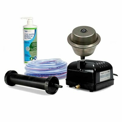 Pond Winterizing Kit 4000 Gallons