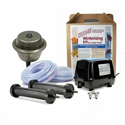 Pond Winterizing Kit 10,000 Gallons