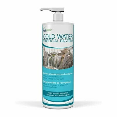Aquascape Cold Water Beneficial Bacteria - 946 ml