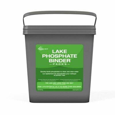 Lake Phosphate Binder Packs - 384 Packs (8 lb) Pail