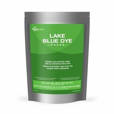 Lake Blue Dye Packs - 4 pack by Aquascape