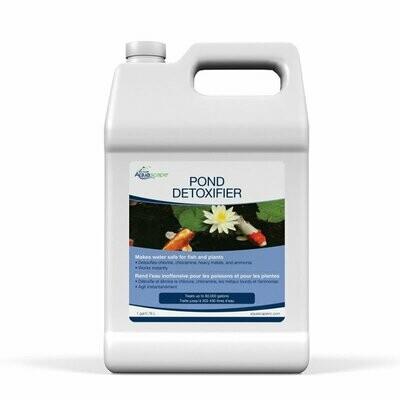 Aquascape Pond Detoxifier - 3.78 L / 1 Gallon