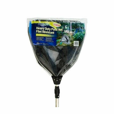Heavy Duty Pond Net with Extendable Handle
