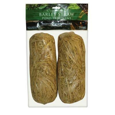 Barley Straw Bales - 2 pack
