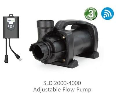 SLD 2000-5000 GPH Adjustable Flow Pump by Aquascape