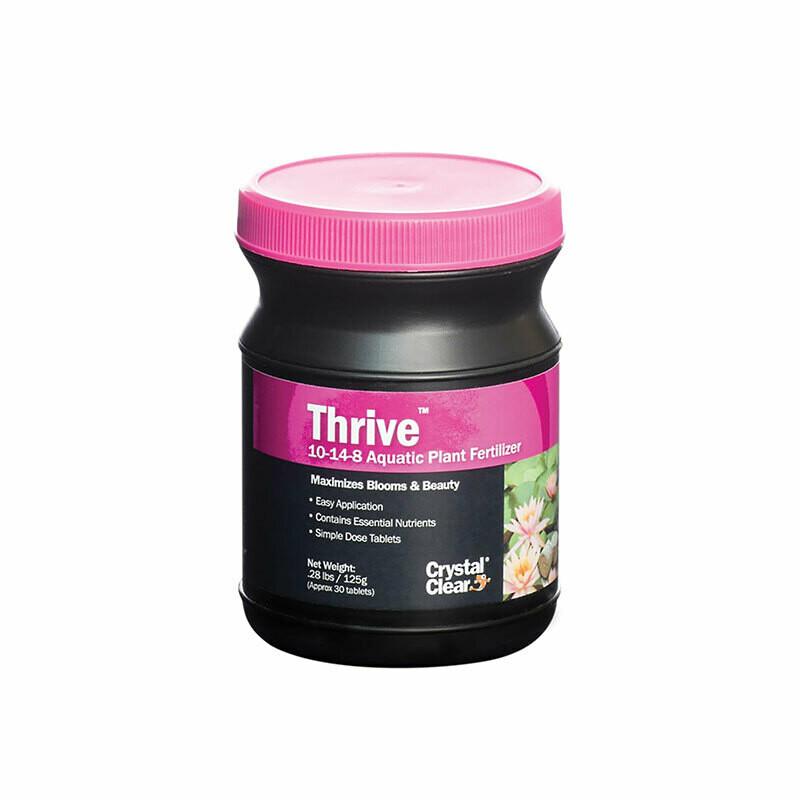 Thrive Aquatic Plant Fertilizer - 30 Tablets