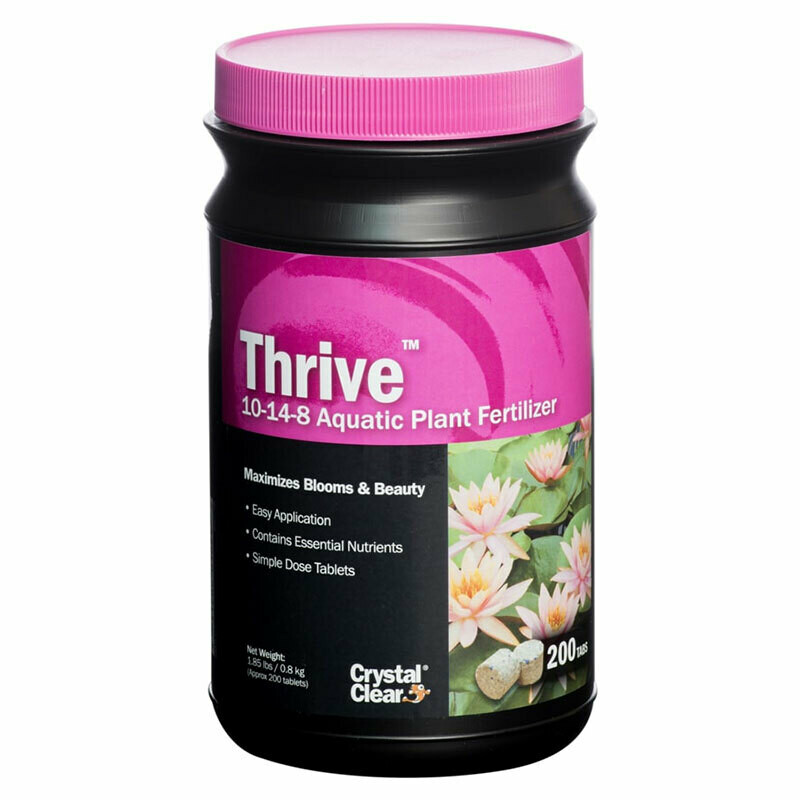 Thrive Aquatic Plant Fertilizer - 200 Tablets