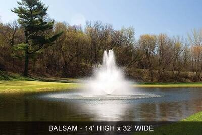 Kasco 2HP 8400JF Floating Fountain - 100' Cord
