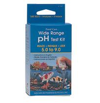 PondCare Wide Range Pond pH Test Kit