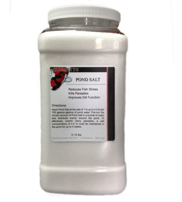 Pond Salt Plus - 10 lb