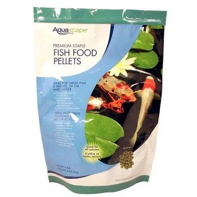 Aquascape Premium Staple Fish Food Pellets 1 Kg