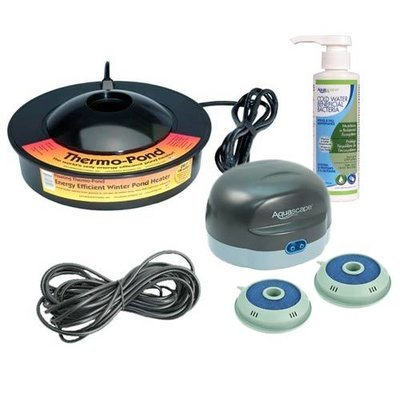 Pond Winterizing Kit 1000 Gallons