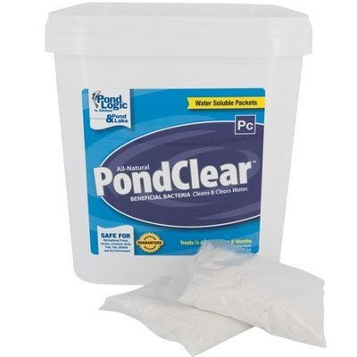 Pond Logic PondClear - Pond Clarifying Bacteria - 24 Packets
