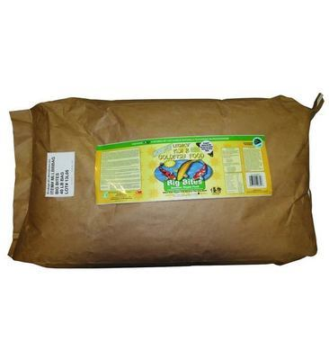 Microbe Lift / Legacy Big Bites Summer Staple Bulk Koi Food - 40 lb Bag