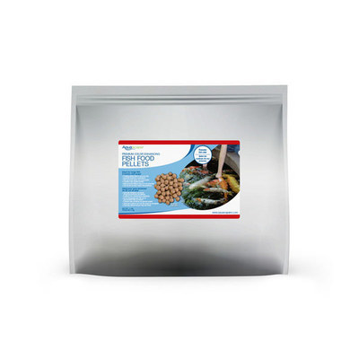 Aquascape Premium Colour Enhancing Fish Food Pellets 5 Kg