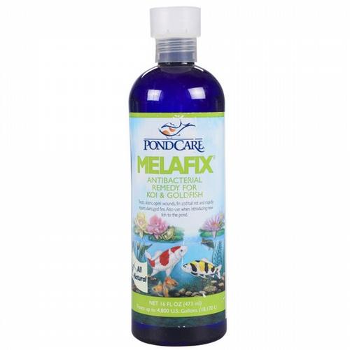 Melafix Antibacterial Fish Treatment - 480 ml