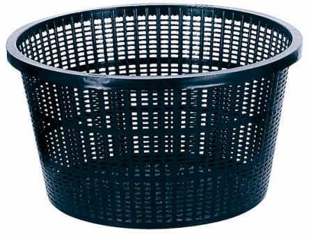 Small Round Mesh Pond Plant Basket
