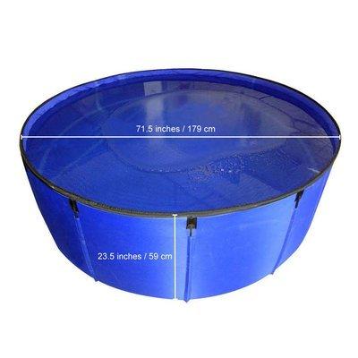 350 Gallon Portable Koi Tub / Quarantine Tank