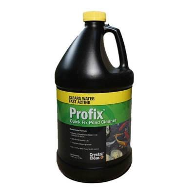 ProFix (formerly D-Solv 9) Quick Fix Pond Cleaner & Algae Control - 1 gallon