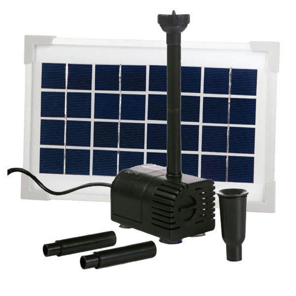 160 GPH Solar Pond Pump