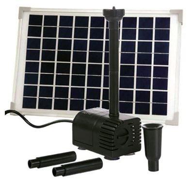 350 GPH Solar Pond Pump